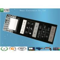 Best Silkscreen Print Capacitive Membrane Switch Panel For Household Appliances wholesale