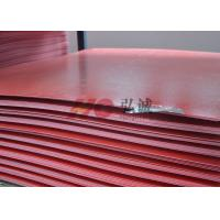 Best Low Smoke GPO3 Fiberglass Sheet Heat Resistance For Bus Bar Supports wholesale
