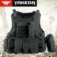 Best Outdoor Army Military Bulletproof Vest , Body Armour Vest To prevent stab wounds wholesale