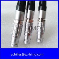 lemo connector compatible FGG.0B.309.CLAD 9 pin male plug