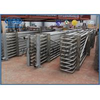 Best Boiler Exhaust Heat Recovery System Economizer Cooling System , ASME Standard wholesale