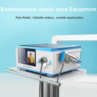 Buy cheap BS-SWT5000 5Bar physical foot care pain relief shockwave therapy machine from wholesalers