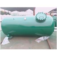Cheap Carbon Fiber Bullet Butane Compressed Air Storage Tank Horizontal Pressure Vessel for sale