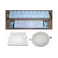 Best 2700-6500K 1200-1300Lm Emergency LED Panel Light , led circular panel lights wholesale
