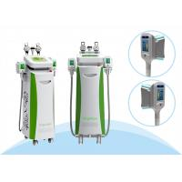 Best Cellulite Removal Cryolipolysis Slimming Machine , Fat Melting Machine wholesale