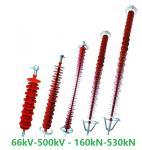 Best 66kV-1000kV high tension insulators polymer insulator composite insulator wholesale