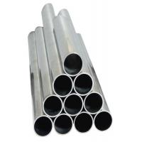 Best Seamless Inconel 625 Nickel Alloy Pipe Round Shape Cold Rolled Customized Length wholesale
