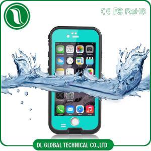 China Redpepper XLF Series Fingerprint Unlock Waterproof Phone Covers For iPhone 6 on sale
