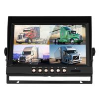 Best High Resolution 1024x600 AHD Car Video Screen Monitor 9 Inch Rearview A9 Processor wholesale