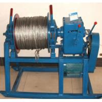 Best High Efficiency Slip Way Winch Marine Tool Liting Pulling Winch for Drilling wholesale