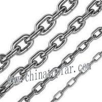 Stainless steel chain for boat and luxury yacht, AISI316 chain