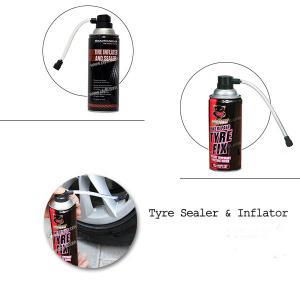 Best 450ML Emergency Tire Sealant Tyre Sealer Inflator REACH ROHS Certification wholesale