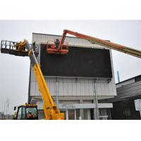 Cheap 2-3 Dimention Weatherproof Big LED Display Board 14 Bit For Shopping Mall for sale