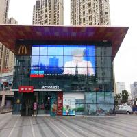 Best Glass High Transparent Led Wall Event Stage Background Led Screen Curtain Display wholesale