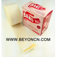 First Aid Asia Supplier PU Foam Cohesive Elastic Adhesive Bandage For Wound Care