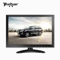 Best 10.1 Inch Car Rear View Tft Lcd Monitor 16/9 Tempered Glass 400cd/m2 Brightness wholesale