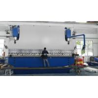 Best Metal Sheet CNC Hydraulic Press Brake Forming With 4000KN Force wholesale