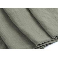 Best Smooth Single Polyester Jersey Fabric 100 Cotton Water Soluble Tear - Resistant wholesale