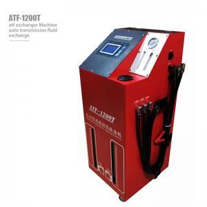 Best 400g/Min 220V ATF Flushing Machine R134a Trans Flush Machine Oil Free wholesale