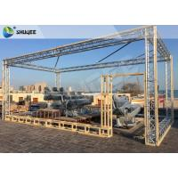 Best Low energy Electronic 5D Theater System With Precise Position Control wholesale