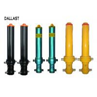 Best Telescopic Hydraulic Oil Cylinder for Heavy Truck Front Hydraulic Lift wholesale
