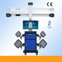 Best Advanced precision wheel alignment machine with auto tracking camera AOS662 wholesale