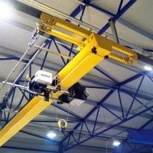Best Europe Standard Overhead Crane , Overhead crane with european type electric hoist wholesale