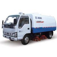Best Road Sweeper Truck 1000L Special Purpose Vehicles For Urban Road Water Spray wholesale