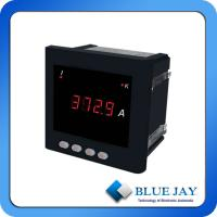 Cheap LED Display Smart Meter Ampere Meter Single Phase Current Panel Meter Smart Electric Meter for sale