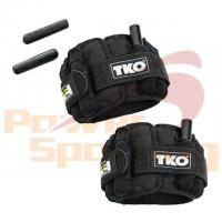Cheap 5LB pair of Adjustable Wrist & Ankle Weights (2.5LB each) for sale