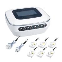 Buy cheap Multifunctional RF Laser Beauty Machine With Tripolar Pads Fat Reduction from wholesalers