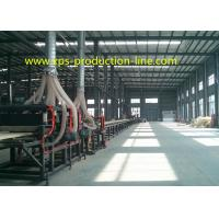 CFC / HCFC / HFC free XPS Production Line With Low Energy Consumption