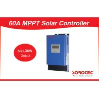 Best IP 43 LCD Display 800W MPPT Solar Charge Controller for Lead Acid Batteries wholesale