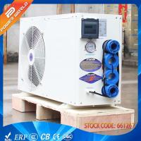 Details Of Thermostatic Air Source Swimming Pool Heat Pump Pool Heater Pump 104778920