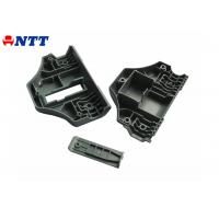 Best Custom Electric Injection Molding Black PP Material Plastic Molded Products Parts wholesale