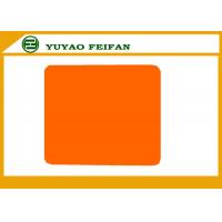 China Washable Orange Card Game PlayMats Spellground Playmat For Outdoor on sale