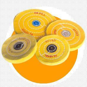 Best velcro backing abrasive Polishing Wheel wholesale
