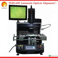 Best WDS-650 bga rework station infrared reballing machine automatic pcb soldering machine with HD CCD and color LCD monitor wholesale