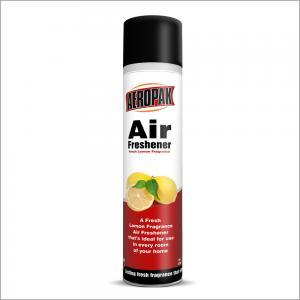 Best Indoor Natural Fragrance OEM ODM Air Freshener Spray 330ml Capacity wholesale