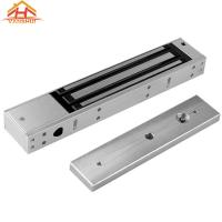 Best 12/24VDC 270kg Electronic Magnetic Lock System For Glass Door Access Control wholesale