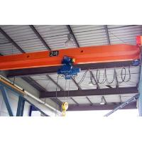 Buy cheap Single Girder Electric Overhead Travelling Crane , Workshop Bridge Crane from wholesalers