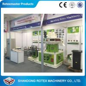 Best 1-1.5Ton/h Output Ring Die Wood Pellet Machine  , Wood Pellet Press Machine with CE wholesale
