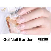 Best No Chipping Uv Bonder Gel For Natural Nails , Acrylic Nail Primer Easy Apply wholesale
