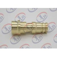 Cheap CNC Turning High Precision Machining Parts Unthreaded Brass Union ø14*34 mm for sale