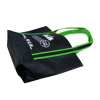 Best Black Promotional Fabric Carrier Bags For Shopping Eco Friendly wholesale