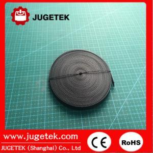 Quality Open Ended GT2 Belt 6mm width Timing Belt Rubber Black Belt for 3D Printer wholesale