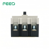 Best 400A 3P DC MCB Circuit Breaker , MCB For DC Current wholesale
