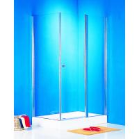 China Bathroom Pivot Shower Bath Enclosure , 6mm Glass Rectangular Shower Cubicles on sale