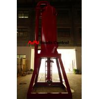Well drilling liquid-gas seaprator