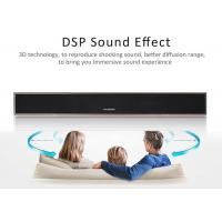 Best 33.5 Inch 2.0 Channel Analog Input Sound Bar Built in Bass System / DPS Mode wholesale